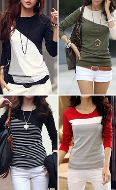 T-shirts For Women Suit Fashion, Trendy Fashion, Fashion Outfits, Womens Fashion, Fashion Trends, Business Casual Outfits, Classy Outfits, Girls Frock Design, Blazers