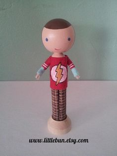 Adorable Clothespin Dolls by LittleBun (21 Pics) | Pleated-Jeans.com