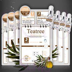 L'affair TEATREE 3 step Skin Renewal Mask