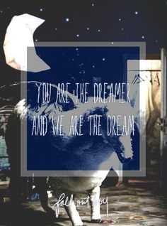 """""""Hum Hallelujah""""~Fall Out Boy"""