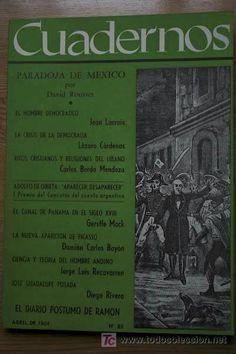 Cuadernos. La revista mensual de América latina. Número 83. Abril de 1964. - Foto 1