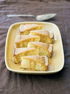 Cornmeal Cake with Dulce de Leche | Williams-Sonoma Taste
