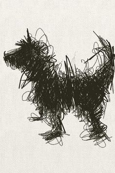 Scribble Art To Make Your Home And Office Look Awesome - Bored Art