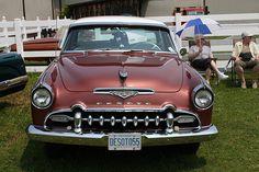 1955 DeSoto Firedome 4 door