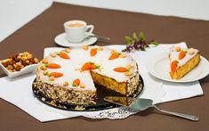 Karotten-Torte