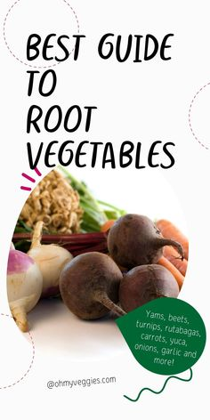 This guide to root vegetables can serve as inspiration to embrace those outcast extraterrestrial roots, as they are not only amazing for your health, but they are versatile in the kitchen and absolutely delicious when prepared properly. Vegetarian Cooking, Vegetarian Recipes, Root Vegetables, Yams, Beets, Meal Planning, Dinners, Amazing, Health