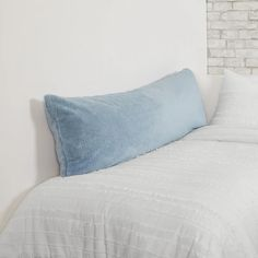 Cute Pillows - Dorm Pillows - Dorm Room Pillows | Dormify Dorm Pillows, Cute Pillows, Dorm Room Designs, Long Pillow, Dream Bedroom, Teen Bedroom, Bedroom Decor, Body Pillow Covers, Cover Gray
