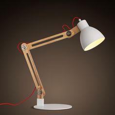 Risultati immagini per modern lamp wood