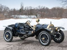 1909 Locomobile Speedster - (Locomobile Co. of America, Bridgeport, Connecticut 1899 -1929)