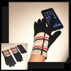 A personal favorite from my Etsy shop https://www.etsy.com/listing/257233983/touch-screen-gloves-for-women-with