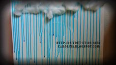 lignes (pluie)