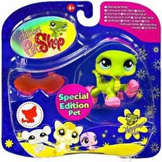 Littlest Pet Shop 2009 Assortment B Series 3 Crocodile
