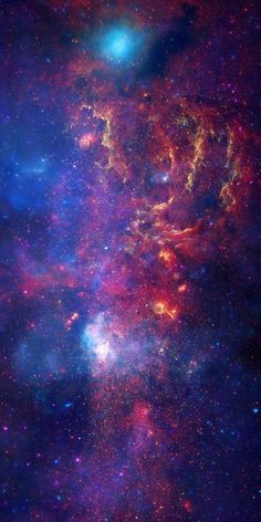 Our Galactic Center This image taken by the Hubble Space...