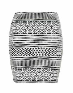 FOREVER NEW | Gianna Geometric Jacquard Bodycon Skirt - Women - Style36 Forever New, Shop Forever, Maxi Bridesmaid Dresses, Women's Dresses, Body Con Skirt, Buy Dress, Festival Fashion, Pretty Dresses, Dress Outfits