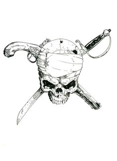 Super Pirate Skull by on DeviantArt – skull tattoo sleeve Pirate Skull Tattoos, Indian Skull Tattoos, Octopus Tattoos, Leg Tattoos, Body Art Tattoos, Sleeve Tattoos, Pirate Themed Tattoos, Pirate Tattoo Sleeve, Totenkopf Tattoos