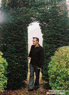 #Morrissey  Wolfgang Tillmans