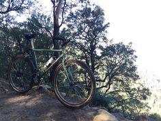 The Vintage Mountain Bike
