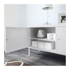 IKEA PS Skab, hvid hvid 119x63 cm