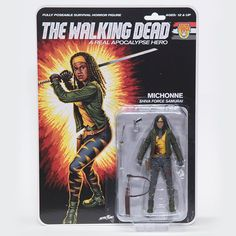 THE WALKING DEAD Shiva Force - Michonne (Bloody) Action Figure