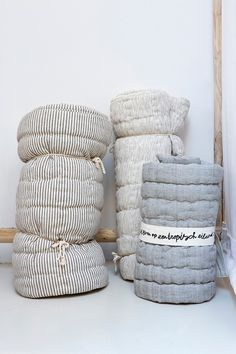 good way for winter blanket storage