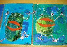 Albums étudiés en classe (Chapitre complet pour impression - École Pierre Perret Port-Launay Album, Kermit, Quelques Photos, Painting, School, Animaux, Ants, Visual Arts, Painting Art