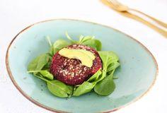 Bietenburger met spinazie – SKINNY SIX