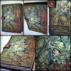 Altered Book, The Book of Ruination