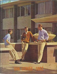 Nice Pontiac Firebird x Ivy Style: Perfect  Menlo School de 1961 à 1968 via Greensleeves to a ground
