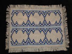 ^>Swedish Huck Weaving<^