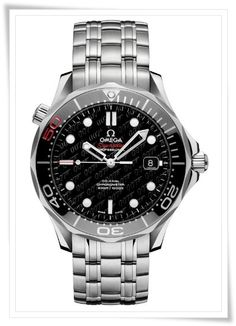 Omega Seamaster James Bond 50th Anniversary Limited Edition Mens Watch 212.30.41.20.01.005