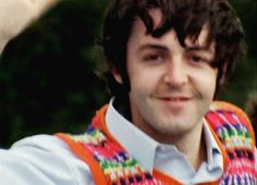 """1967mccartney: """"""""It is possible that I was there more than anyone. When we did Magical Mystery Tour, for instance, I ended up directing it, even though we said that The Beatles had directed it. I was..."""