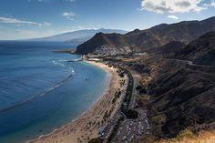 Las Teresitas - Tenerife blog