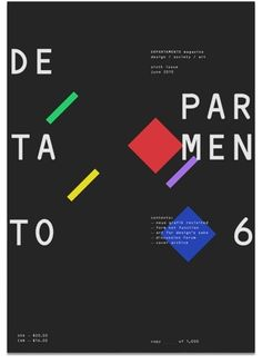 Graphic Design/Print/Layout/Grid/etc / Untitled-1—Blog > Archive — Departamento