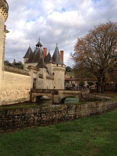 Château de Dissay La Vienne dept 86.
