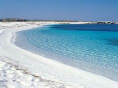 Beach Is Arutas, Cabras - Sardinia - Italy