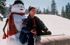 Jack Frost Movie, Shannon Elizabeth, Tom Thomson, Christmas Movies, Christmas Ideas, Miss Fortune, Canadian Painters, Joan Baez, Michael Keaton