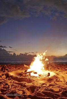 Fire it up! It's beach BBQ season.