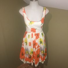 "Shop Women's Anthropologie size S Midi at a discounted price at Poshmark. Description: Beautiful & feminine Anthro Ayeh floral print dress. Flowing skirted bottom. Fully lined. Excellent condition. SZ 12. Flat Lay Measurements-Bust 16 1/2"", Waist 13"", Underarm to Hem 28 1/2"". Cross-Posted. Sold by nadiabasir69. Fast delivery, full service customer support."