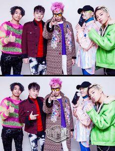 — thekoreanbigbang: BIGBANG on SBS Inkigayo. Bigbang Live, Gd Bigbang, Bigbang G Dragon, Seungri, K Pop Boy Band, Boy Bands, Gd And Cl, Bigbang Wallpapers, One Last Dance