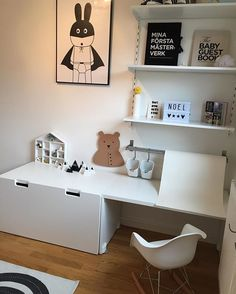 #bedroom #chambre #kids #enfant #bureau