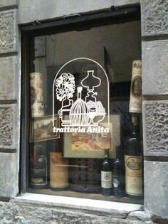 Tratorria Anita is hidden in the backstreets of Florence, but it CANNOT be missed! Delicious food, local atmosphere, and reasonable prices!