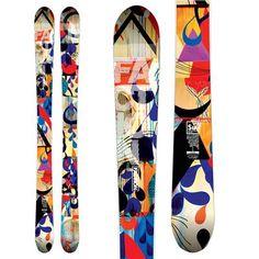 Faction Supertonic Skis - Women's 2014 from evo.com