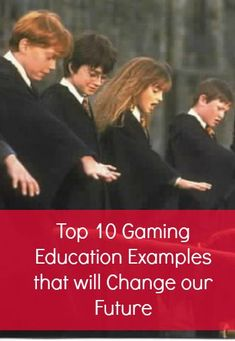 Gamification in Education: Top 10 Gamification Case Studies that will Change our?