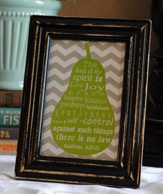 Bible Verse Decoration