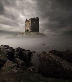 Les plus beaux châteaux : Stalker
