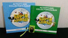 Complete Super Animal Card Collection *Season 1 & 2*