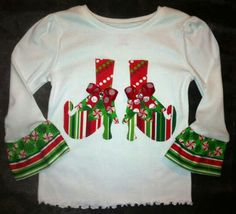 Christmas Outfits Check out Punkin Seeds on fb!