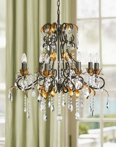 749 best chandeliers lighting and mirrors images on pinterest florence chandelier aloadofball Images