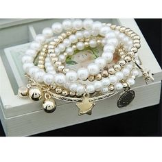 Like is you think it is awesome!   Claim Yours Now!   .  .  .  #Jewelry #beauty #pearls #style #pearl #gift #bracelet #fashion #beautifull