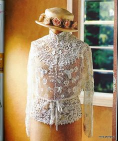 Crinochet: Free People Connected in Crochet Fringe Dress Crochet Fringe, Crochet Lace, Double Crochet, Antique Lace, Vintage Lace, Lace Outfit, Lace Dress, Fringe Dress, Pearl And Lace